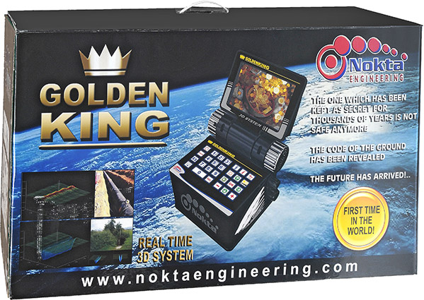 Коробка для Nokta Golden King